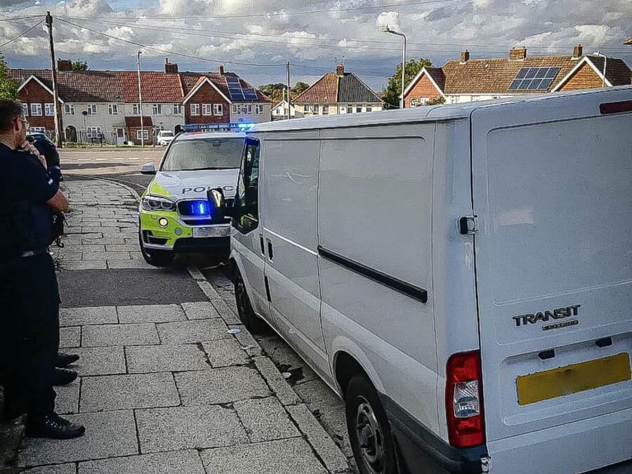 Hand-held power-tools stolen/recovered from Kent