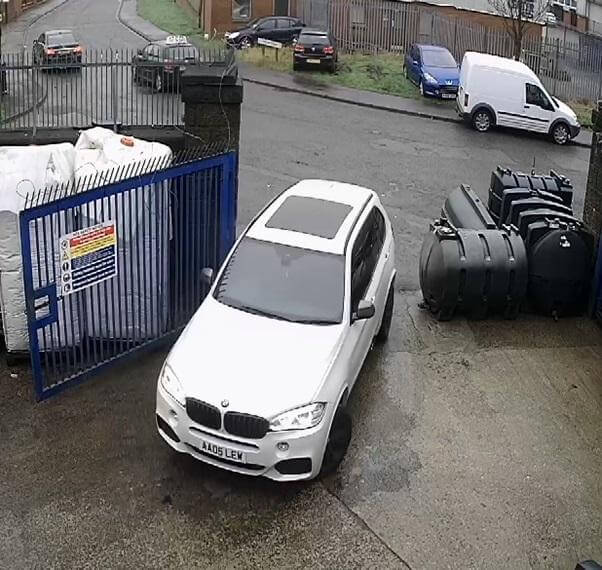 Trio jailed for 'fencing' £475,000 of stolen cars and plant machinery