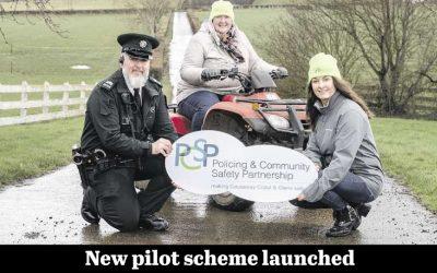 New quad tracker scheme aims to shut the gate on rural crime